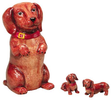 99malls Dog Cookie Jar